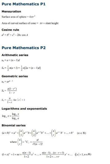 【A-level数学】A-level数学怎样拿A*?_图3