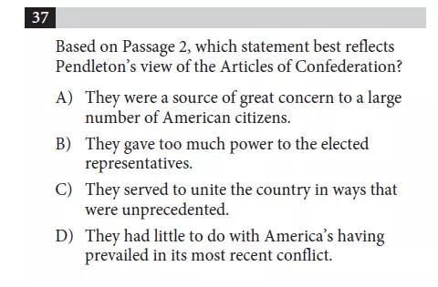 "SAT备考 | SAT历史阅读如何分辨""对方我方""_图1"