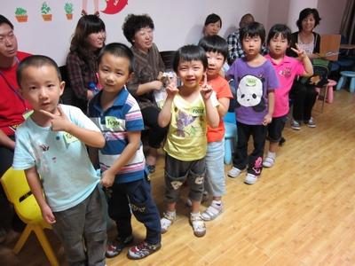 少儿英语VIP外教一对一课程上课环境