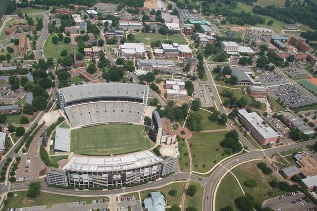 美国密西西比州立大学