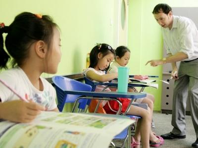 Small Stars幼儿英语培训课程上课环境